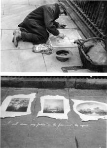 Erich Grisar, London 1928-1933 Betteln verboten, aber man darf etwas tun