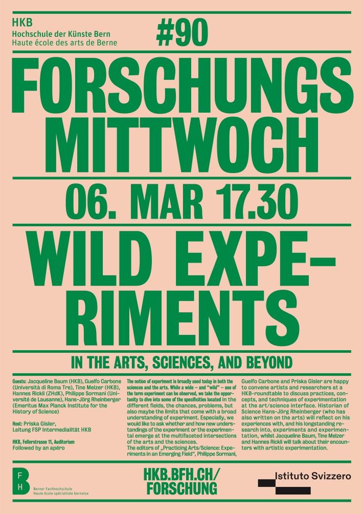 06 06 Mar_Wild Experiments
